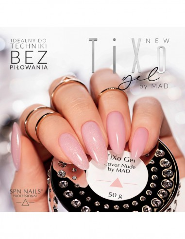 SPN - TiXo Gel Cover Diamonds by MAD 50g